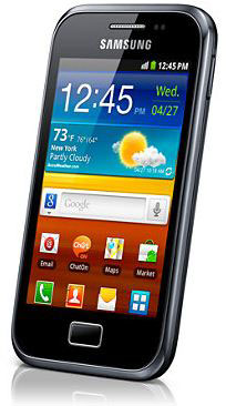 Samsung galaxy ace plus manual