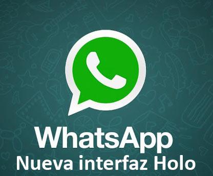 WhatsApp para android se actualiza aumentando el número de participantes en grupo hasta 50
